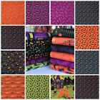 Haunted Hill Trick or treat Halloween fabrics & bundles 100% cotton fabric