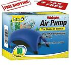 Whisper Air Pump Water Fish Tank Aquarium Quiet Filter Efficient UpTo 100 Gallon