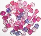 Kyпить Swarovski crystal beads bicone style 5328 Floral Mix - choose size на еВаy.соm
