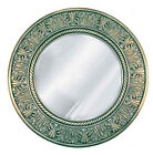Acanthus Rope Medallion Wall Mirror Made in USA in 40 Colors