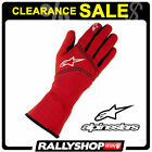 ALPINESTARS karting gloves TECH 1-KR S 1KR Youth Kid size Red CLEARANCE SALE!