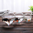 New Clear Glass Vase Fish Tank Succulents Planter Terrarium Ball Bowl Home Decor