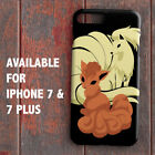 Pokémon Vulpix Goupix and Ninetales Feunard for iPhone 7 & 7 Plus Case Cover