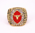 2005 Texas Longhorns Championship Ring Gifts Sports Rings
