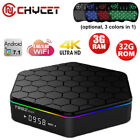 T95Z plus Android 6.0 Amlogic S912 DUAL WIFI Smart TV BOX 2/16GB Media Player US