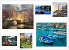 Sea Landscape DIY Diamond Painting 5D Cross Stitch Embroidery Crafts Home Decor