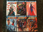 Action Comics 977-984 Superman Rebirth Dan Jurgens Wonder Woman 26 JLA