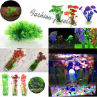 13 Styles Artificial Fish Tank Aquarium Decor Plastic Water Grass Plant Ornament
