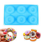 Silicone Donut Muffin Pan Chocolate Cake Candy Cookie Cupcake Baking Mold Mould