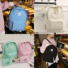 Women Canvas Backpacks Softback Computer Bags Casual Backpack with Small TXSU