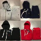 *NWT* POLO RALPH LAUREN MEN'S SWEAT SUIT TOP + BOTTOM COMPLETE SET FREE SHIPPING