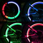 Bike Bicycle Cycling Car Wheel Spoke Tire Wire Tyre LED Light Flash TXSU