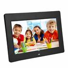 "10/12/15""HD LCD Digital Photo Frame with Multimedia Playback With Touch Butto WN"