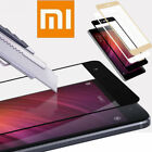 Full Cover 9H Tempered Glass Screen Protector Film For Xiaomi Redmi Note 4 4X