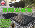 GRASS GRID PACKS OF INTERLOCKING GRIDS ECO GRASS & GRAVEL DRIVE DRAINAGE PAVINGs
