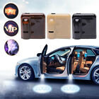 2x Wireless Car LED Door Welcome Light Projector Courtesy Shadow for JEEP AUDI