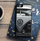 Camper van VW 121 Rubber Phone Case Cover Iphone 4 4S 5 5S SE 5C 6 6S 7 8 X Plus