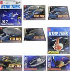 Polar Lights & AMT **NEW** Star Trek Plastic Model Kits