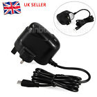 UK MAINS MICRO USB Wall Plug Wired Charger Adapter For Samsung LG HTC Nokia