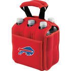 Picnic Time Buffalo Bills Six Pack 2 Colors Outdoor Accessorie NEW