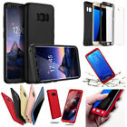 360° ShockProof Luxury Soft TPU Case + PC Cover for Samsung Galaxy S8 & S8 Plus