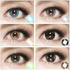 Kitty Kawaii Sakura Big Eye Soft Color Contact Lenses For Girl Cosplay Makeup
