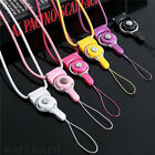2in1 Detachable Neck Strap lanyard Chain For iPhone Samsung LG Smart Phones X 2