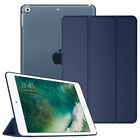 "For New iPad 5th Generation 9.7"" 2017 Slim Case Translucent Frosted Back Cover"