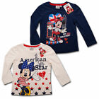 ♥ Minnie Mouse ♥ Langarm T-Shirt ♥ Pullover ♥ 98 104 116 128 ♥ Mickey Longsleeve