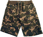 FOX NEW Chunk CAMO Edition Jogger Shorts - All Sizes