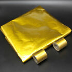 Gold Thermal Heat Barrier Tape Wrap Roll - All Sizes - Air Intake Pipe Shield K