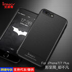 iPaky Case TPU Carbon Fiber Soft Protect Back Case Cover For iPhone 6 7