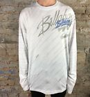 Billabong Volt Tips Long Sleeve T-Shirt in White Size L