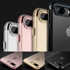Ultra Thin Shockproof Jelly TPU Cear Case Cover Apple iPhone 10 X 8 7 6s 5s