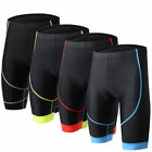 Men Bike Shorts 3D Pad Cycling Bike Riding Shorts Outdoor Sports Tight Quick-Dry