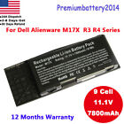 Battery for Dell Alienware M17X R3 R4 BTYVOY1 7XC9N C0C5M 0C0C5M 318-03977 New