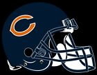 Chicago Bears Helmet Sticker Vinyl Decal / Sticker 5 sizes!! $2.99 USD on eBay