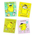 POMPOMPURIN NOTEPAD 4 DESIGNS IN ONE FOLDABLE BOOKLET (4 X 20 = 80 SHEETS)