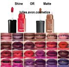 Avon mark. Liquid Lip Lacquer Moisturising Lasts for hours Choose Your Shade New