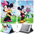 """Cartoon Universal Leather Stand Case Cover For Lenovo Tab 4 7"""" 10"""" Tablet 2017"""
