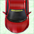 "Skoda Windshield Decal Sticker Banner Car Windows 32""/36""/40"" Emblem Logo A"