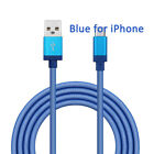 0.2M 1M 2M 3M USB Cable For iPhone 5 6S 7 iPad Air / Mini/ Pro Fast Data Charger