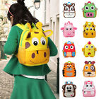 Baby Toddler Kids Child Mini Cartoon Animal Backpack Schoolbag Shoulder Bag Gift