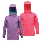 Regatta Skills Womens Waterproof Breathable Lined Jacket