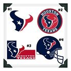 HOUSTON TEXANS NFL Edible Image Cake Topper Photo Icing Frosting Sheet on eBay