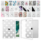 Ultra-Thin Crystal Protective Clear Case Cover for Apple iPad Pro 12.9 inch 2017