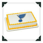 St Louis Blues NHL Edible Image Cake Topper Photo Icing Frosting Sheet on eBay
