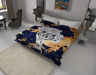 Solaron Blanket throw Thick Ultra Fine Polyester Mink Plush Tiger Heavy Weight image