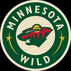 Minnesota Wild Circle Vinyl Decal / Sticker 5 Sizes!!! $4.99 USD on eBay