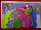 Vintage Peter Max Posters, Psychedelic Pop Art, over 45 years old, 41 options